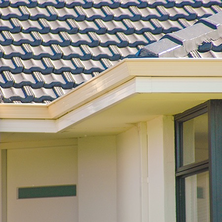 Western Home Improvements Replace Tired Rusty Leaking Guttering And